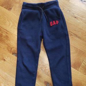 Boy's Gap Fleece Pants Size XS